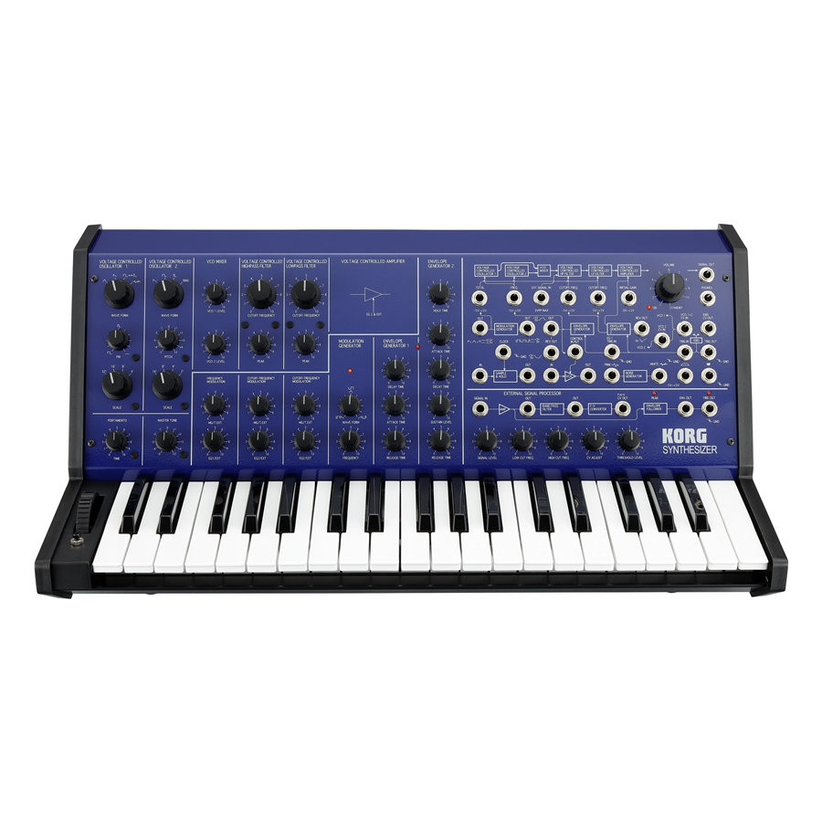 KORG MS-20 FS SPECIAL EDITION BLUE