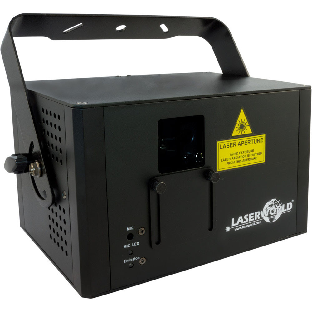 LASER WORLD LASER PROJECTOR CS1000RGB MKII