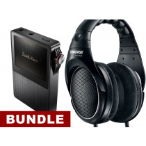 BUNDLE ASTELL&KERN AK120 + CUFFIA SHURE SRH1440