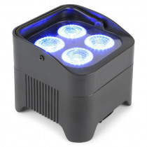 BEAMZ BBP94 UPLIGHT PAR 4X10W