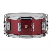 LUDWIG CLASSIC MAPLE 14X5 RED SPARKLE