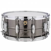 LUDWIG HAMMERED BLACK BEAUTY 14X6.5 - LB417K