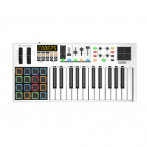 MASTER KEYBOARD M-AUDIO CODE 25