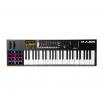 MASTER KEYBOARD M-AUDIO CODE 49 BLACK