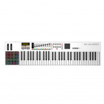 MASTER KEYBOARD M-AUDIO CODE 61