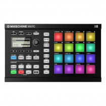 CONTROLLER NATIVE INSTRUMENTS MASCHINE MIKRO MKII BLACK