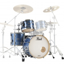 PEARL MASTER MAPLE COMPLETE MCT923XSP/C837 LIGHT BLUE METALLIC STRIPE