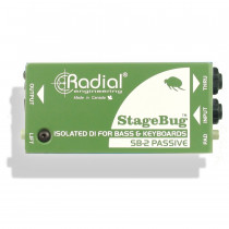 RADIAL StageBug™ SB-2 Direct Box Passiva
