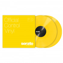 "SERATO STANDARD 12"" COLOR YELLOW"