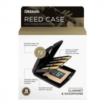 DADDARIO WOODWINDS RICO REED CASE