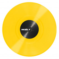 "12"" SERATO STANDARD COLORS YELLOW"
