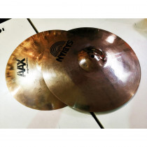 PIATTO SABIAN AAX STAGE HATS 14""