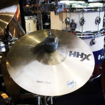 SPLASH SABIAN HHX 10""