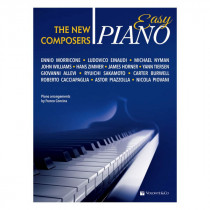 THE NEW COMPOSERS EASY PIANO FACILE