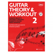 GUITAR THEORY & WORKOUT V.2 + CD