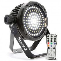 BEAMZ BS98 STROBO 98 LED SMD DMX IRC