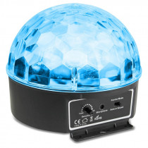 BEAMZ MINI STAR BALL 6X3W RGBAW LED