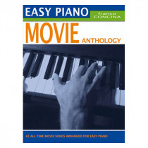 EASY PIANO MOVIE ANTHOLOGY