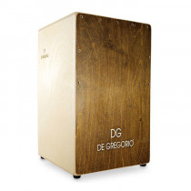 CAJON DE GREGORIO CHANELA BROWN