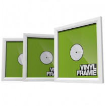 "GLORIOUS VINYL FRAME SET 12"" WHITE"