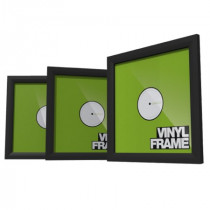 "GLORIOUS VINYL FRAME SET 12"" BLACK"