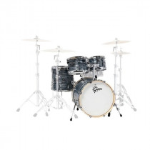 GRETSCH MAPLE 2016 SILVER OYSTER PEARL