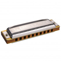 HOHNER MS SERIES BLUES HARP 532/20 G