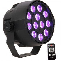 IBIZA LIGHT LED PAR CAN 12X3W 3IN-1 RGB