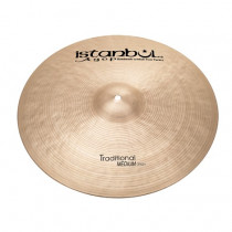 "ISTANBUL TRADITIONAL 16"" MEDIUM CRASH"