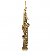 SAX SOPRANO LIEN CHENG S-602 XW 91% RED COPPER