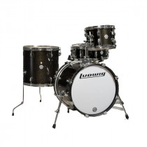 LUDWIG BREAKBEATS BLACK SPARKLE