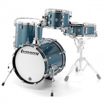 LUDWIG BREAKBEAT BY QUESTLOVE AZURE BLUE SPARKLE
