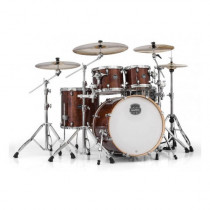 BATTERIA MAPEX ARMORY TRASPARENT WALNUT + HARWARE PACK MAPEX 600