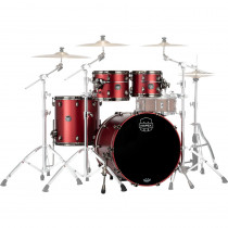 MAPEX SATURN EVOLUTION ROCK MAPLE TUSCAN RED LACQUER SE529XMBPA
