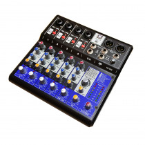 MIXER MP AUDIO MC-06X