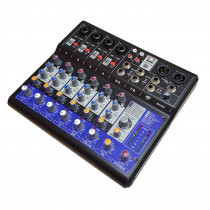 MIXER MP AUDIO MC-08X