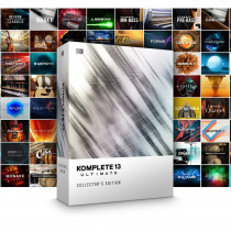 NATIVE INSTRUMENTS KOMPLETE 13 ULTIMATE COLLECTOR's EDITION UPGRADE FOR K8-13