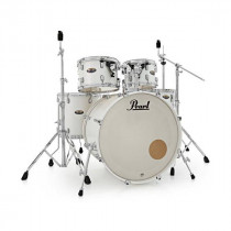 PEARL DECADE MAPLE DMP925S/C229 WHITE SATIN