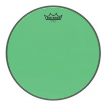 "REMO EMPEROR COLORTONE 13"" GREEN BE-0313-CT-GN"