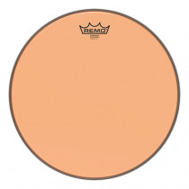 "REMO EMPEROR COLORTONE 14"" ORANGE"