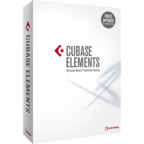 SOFTWARE STEINBERG CUBASE ELEMENTS 9 RETAIL