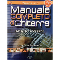 VARINI MANUALE COMPLETO CHITARRA VIDEO