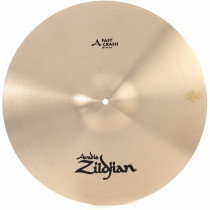 "PIATTO ZILDJIAN A 18"" HEAVY BRILLANT CRASH"