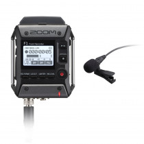 ZOOM F1-LP LAVALIER MIC PACK