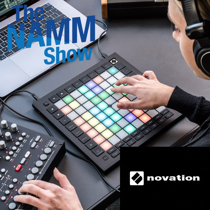 NAMM 2020 | Novation: Launchpad Pro Mk3