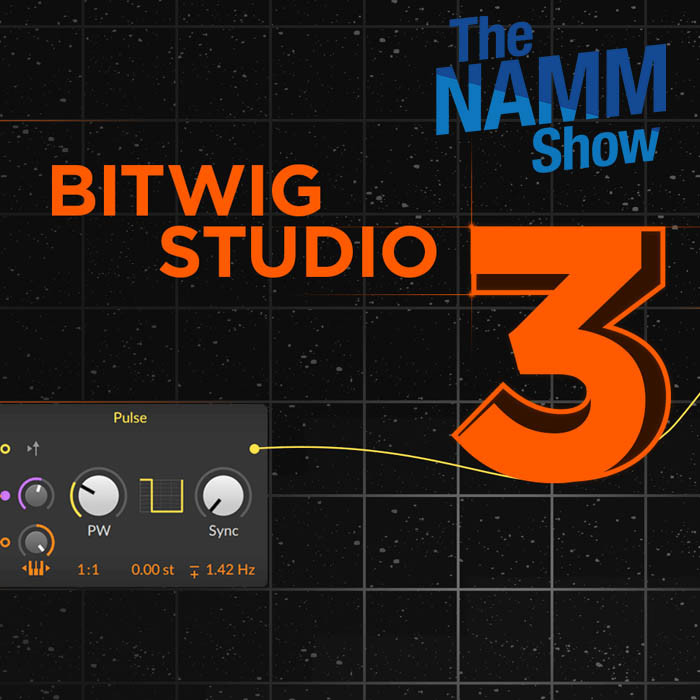BITWIG 3: Arriva The Grid