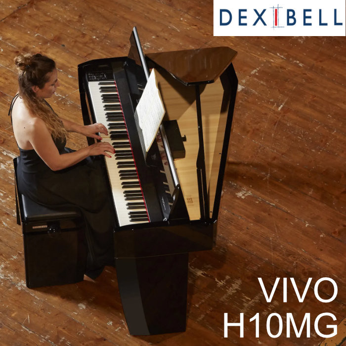 Dexibel VIVO H10 MG: Il Mini Grand Piano secondo Dexibell