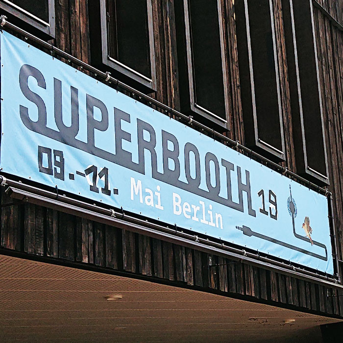 All For Music al Superbooth 2019