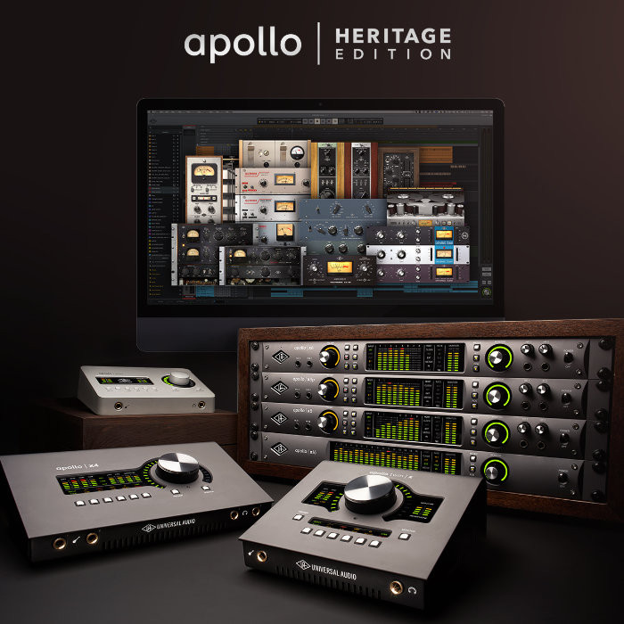 Universal Audio: Apollo Heritage Edition