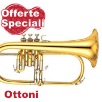 Offerte ottoni tromba eufonio flicorno tromboni